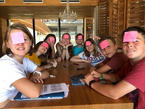 Vielen lieben Dank an unsere Brainies für die tollen Campberichte. Viel Spaß beim Lesen!