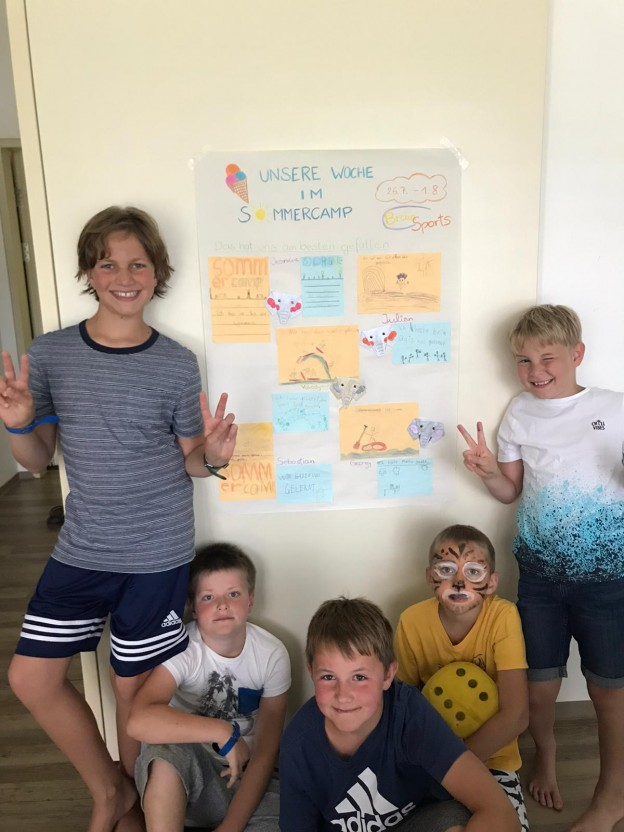 SSS – School, Sun & Surf
