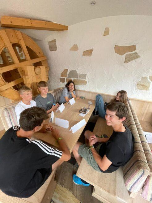 Campbericht 02.08. von Deutsch-Gruppe